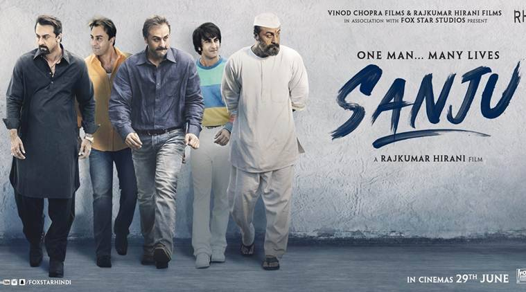 """Do you like the trailer of """"Sanju"""" :A biopic of the controversial life of actor Sanjay Dutt: his film career, jail sentence and personal life."""
