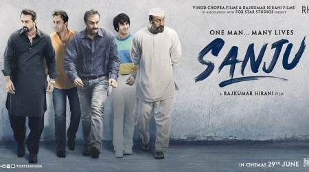 Sanju teaser released LIVE UPDATES: Ranbir Kapoor convincgly transforms into Sanjay Dut