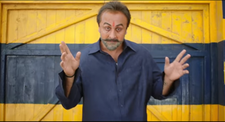 sanju teaser photos