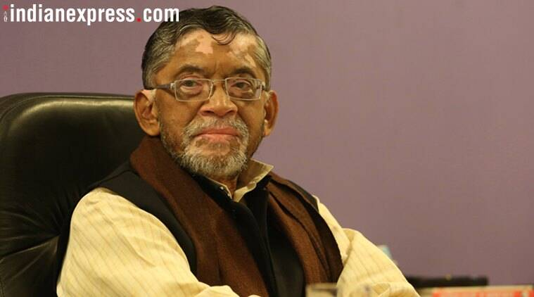 Santosh Gangwar Union Labour Minister