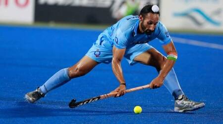 Sardar Singh, Sardar Singh India, India Sardar Singh, Hockey India, sports news, hockey, Indian Express