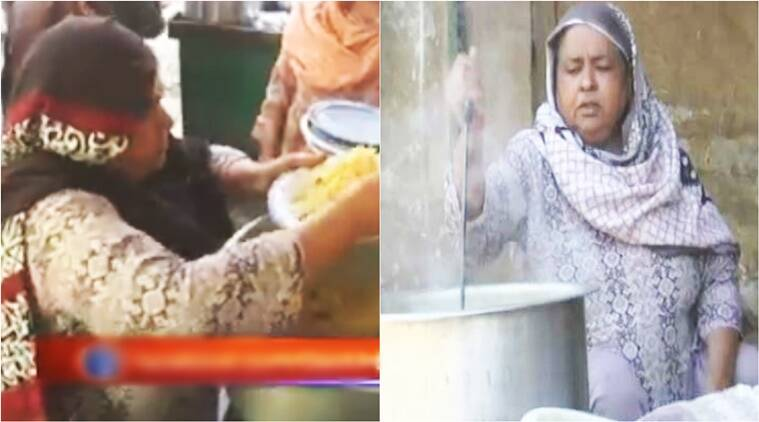 pakistan widow women, pakistan widow women hotel, pakistan hotels, widows run hotel in sargodha pakistan video, Indian express, Indian express News