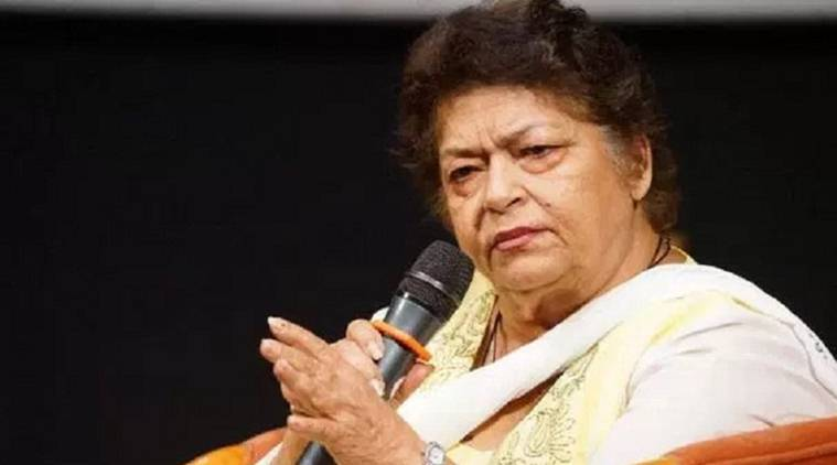 Choli Ke Peeche Choreographer Saroj Khan shockingly defends casting couch