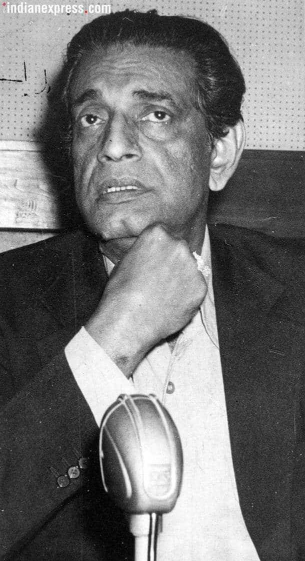 satyajit ray death anniversary films photos