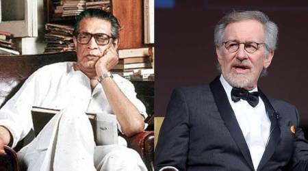 When Steven Spielberg was accused of plagiarising Satyajit Ray's The Alien into ET