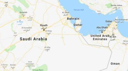 Saudi security forces shoot down drone near royal palace in Riyadh:report