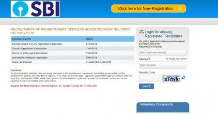SBI PO recruitment 2018: Apply for 2000 Probationary Officer vacancies; eligibility and salarydetails