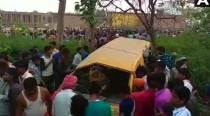 UP: At least 18 students dead in train-bus collision in Kushinagar, CM Yogi Adityanath to arriveshortly