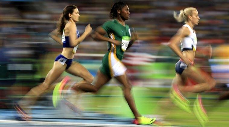 Semenya appears unimpressed with IAAF hyperandrogenism rule
