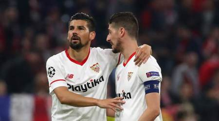 Sevilla looks to save its season with Copa del Rey title