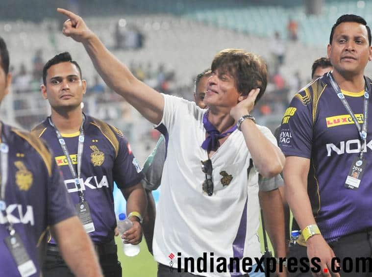 SRK's KKR beat RCB