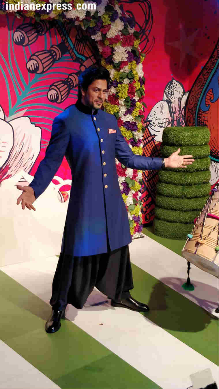 Madame Tussauds Delhi photos