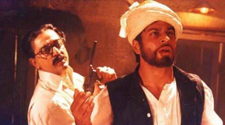 Shah Rukh Khan bags the remake rights of Kamal Haasan's Hey Ram
