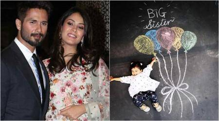 Shahid Kapoor to be a father again, shares the joyous news on Instagram