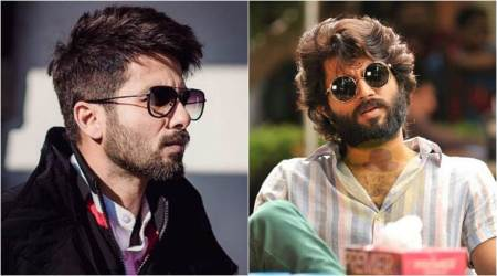 Arjun Reddy's Hindi remake: Shahid Kapoor to step into Vijay Deverakonda shoes