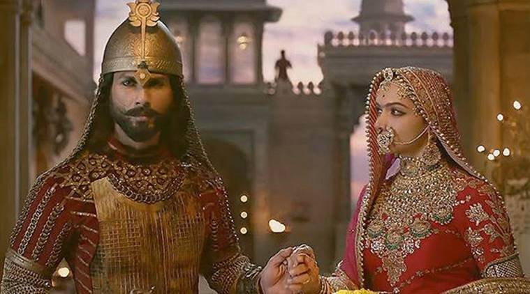 padmaavat box office