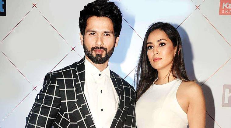 I wouldn't have been able to do 'Padmaavat' without Mira: Shahid Kapoor