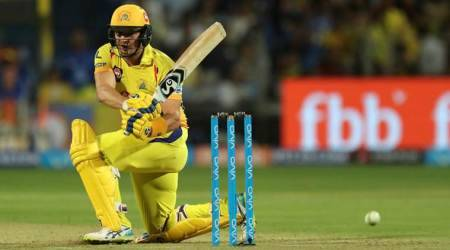 IPL 2018: In his new home, Shane Watson remains an oldhero