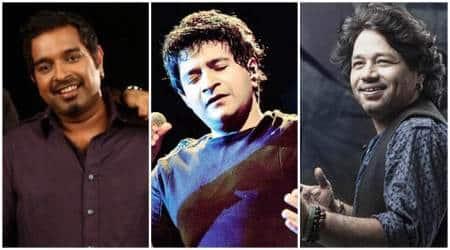 Shankar Mahadevan, Euphoria, Kailash Kher