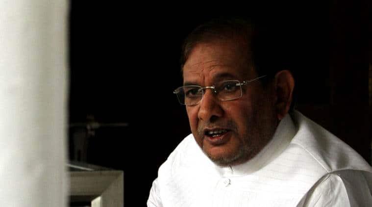 Vasundhara raje, Sharad Yadav, Sharad Yadav fat remark, Sharad yadav apologise, Rajasthan assembly elections, elections 2018 rajasthan, rajasthan election, indian express, latest news