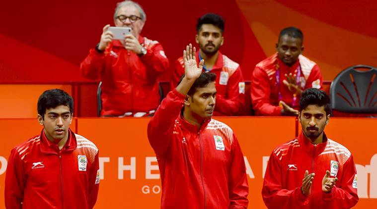 Commonwealth Games 2018: Indian Table Tennis pairs progress to doubles pre-quarters