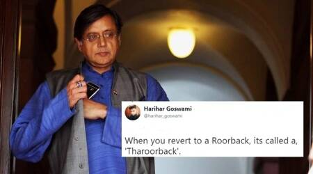 Shashi Tharoor's latest 'word of the day' gets Twitterati talking