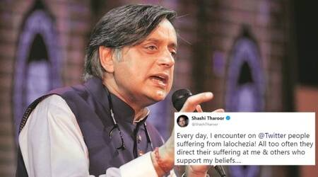 Shashi Tharoor's latest word also name for a common condition many Netizens suffer from