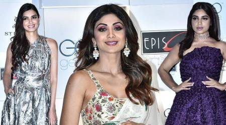 Shilpa Shetty Kundra, Bhumi Pednekar, Diana Penty: The best and worst dressed from Geospa Asiaspa India Awards 2018