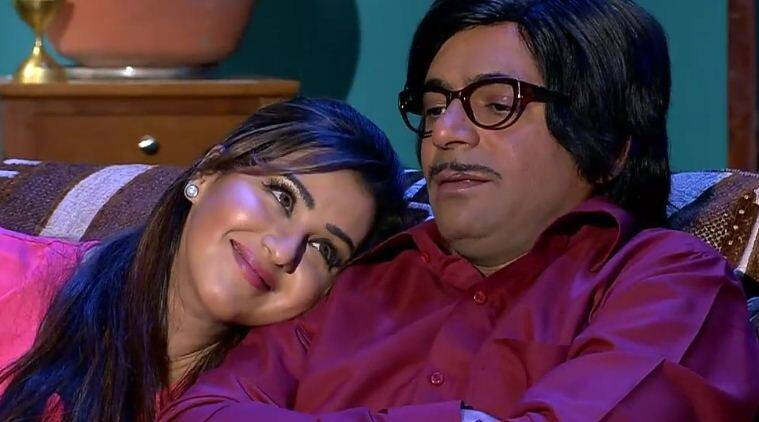 Sunil Grover and Shilpa Shinde web show Dhana Dhan Dhan based on Indian Premier League