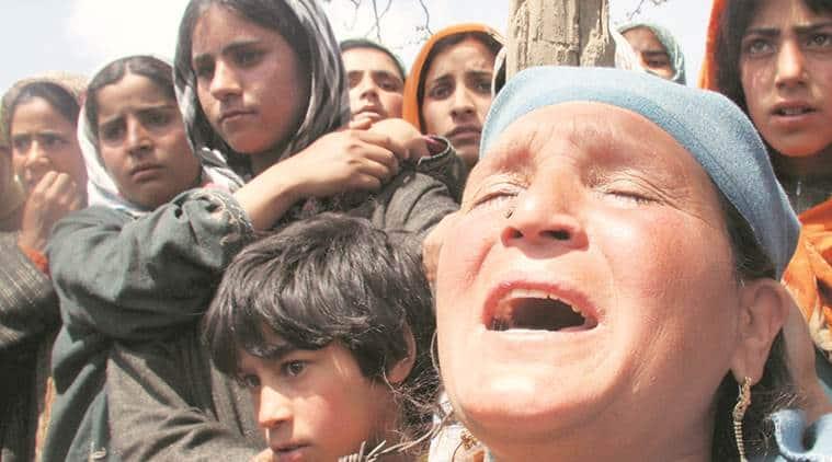 Shopian, Shopian encounter, Kashmir unrest, terrorism in kashmir, militancy in jammu kashmir, indian army, J&K Police, militancy in Shopian, Indian Express