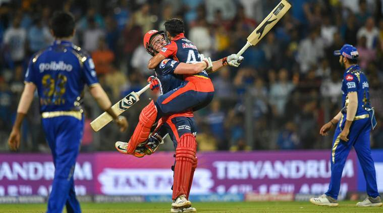 IPL 2018: Mumbai Indians got off to a splendid start of 84 without loss after the power-play of six overs but it was not good enough to stop Delhi Daredevils.