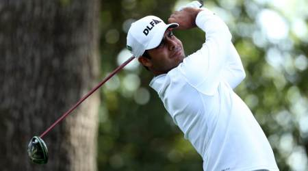 Shubhankar Sharma faces tough challenge to make cut at Masters
