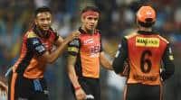 IPL 2018: Sunrisers Hyderabad's Siddharth Kaulreprimanded