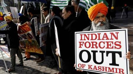 Sikhs stage protest in UN on Ambedkar birth anniversary celebration