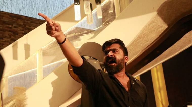 Simbu during the recently held press meet