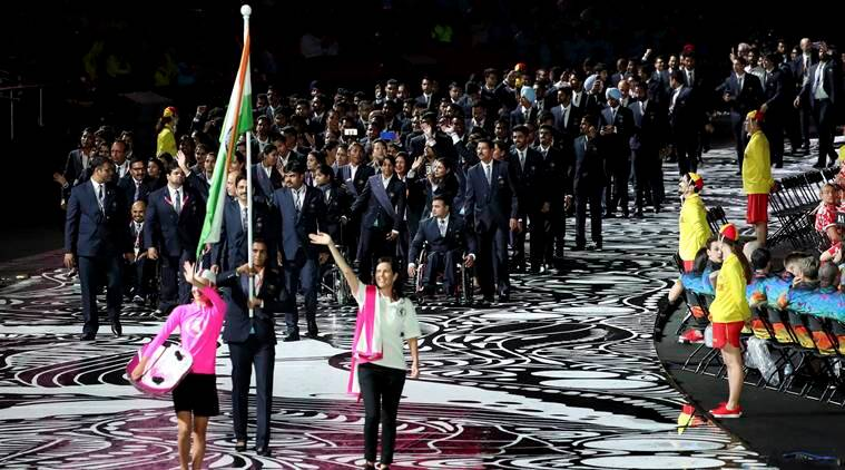 Commonwealth games 2018 opening ceremony is underway