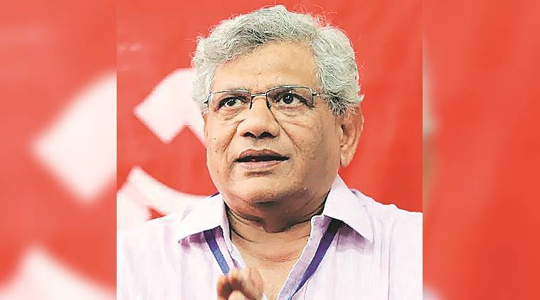 Valley situation grave, alienation of people almost complete, says Sitaram Yechury