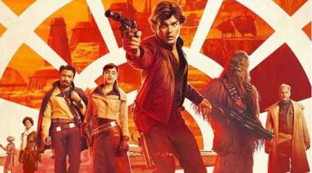 Solo A Star Wars Story trailer: Han Solo undertakes his first Millennium Falcon trip and meets Chewbacca