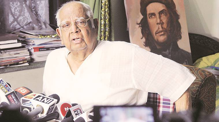 Former Lok Sabha Speaker Somnath Chatterjee suffers hemorrhagic stroke, critical
