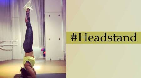 WATCH: Sonakshi Sinha doing a headstand is the most inspiring thing you will see today
