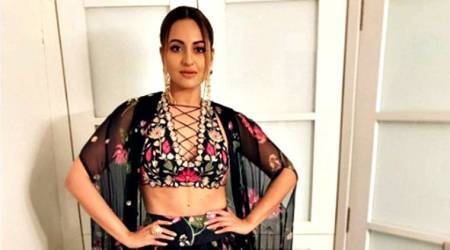 I work towards breaking patterns of my body: Sonakshi Sinha