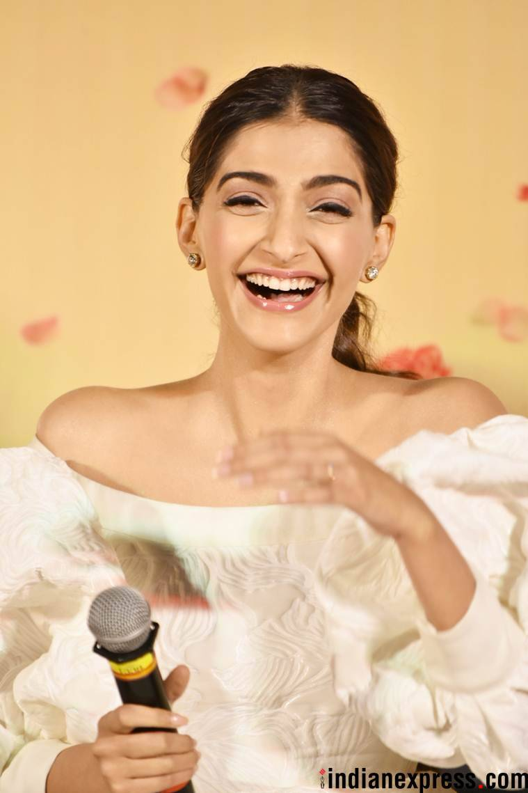 sonam kapoor on veere di wedding
