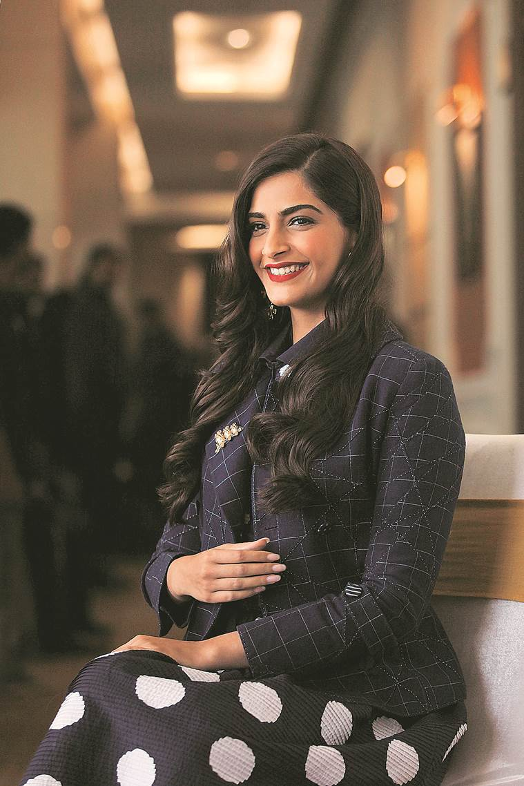 People hold preconceived notions about women: Sonam Kapoor
