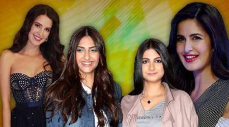 Sonam-Rhea Kapoor and Katrina-Isabelle Kaif give us #SisterSquad fashion goals on these magazine covers