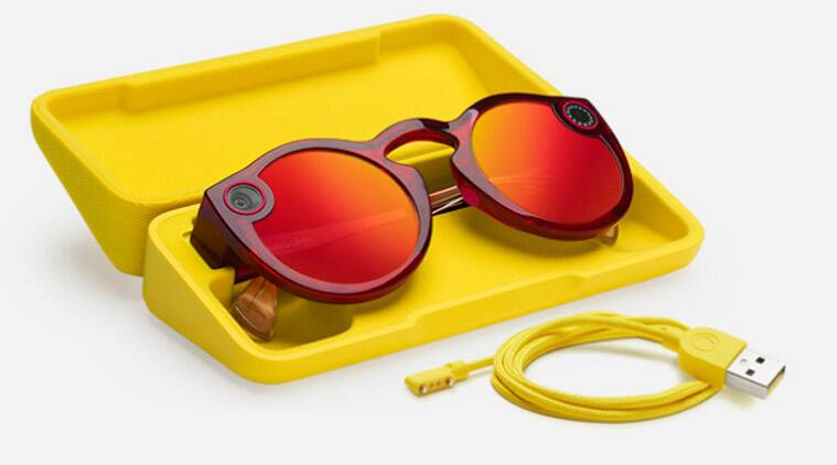 3064996cc72f2 Snapchat s Spectacles 2.0 are now water-resistant