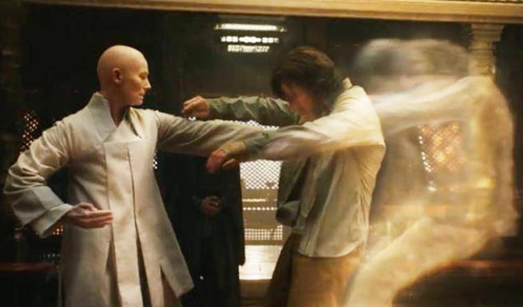 a still from marvel's doctor strange