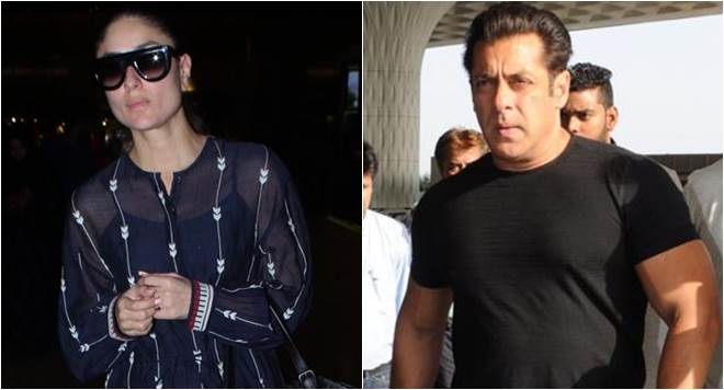 Celeb spotting: Kareena Kapoor, Salman Khan, Jacqueline Fernandez and others
