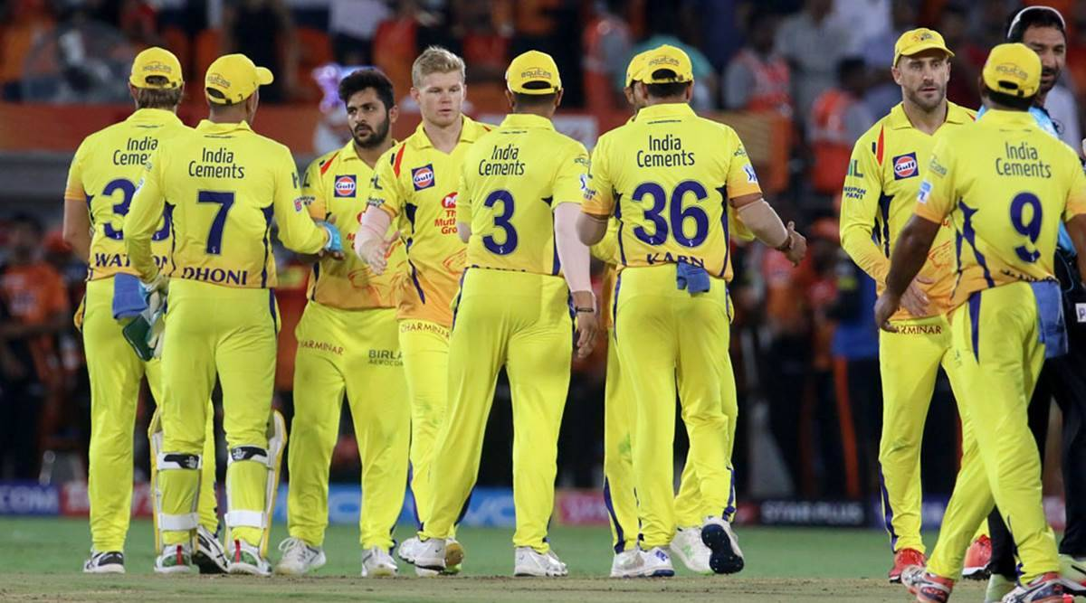 IPL 2018 SRH vs CSK: Chennai Super Kings survive Williamsonrisers | Sports News,The Indian Express