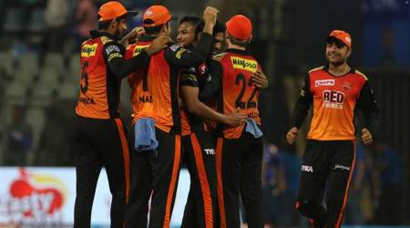 IPL 2018, MI vs SRH: Sunrisers Hyderabad trump holders Mumbai Indians in a low-scoring game