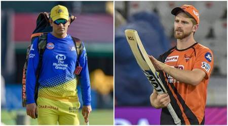 IPL Live Match Score SRH vs CSK Live Streaming: Sunrisers Hyderabad lose three wickets early chasing 183 against Chennai Super Kings